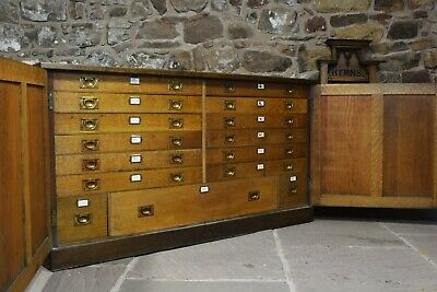 Antique church vestry cabinet, with provenance, 1929 | Suitable kitchen island?