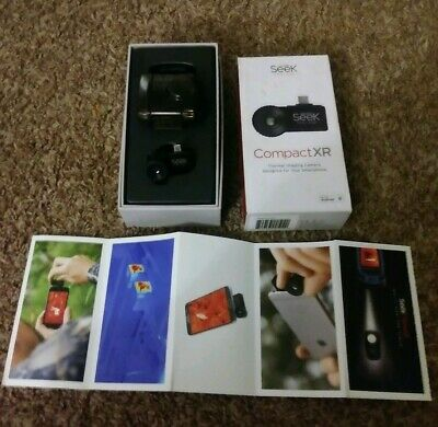 Seek Thermal Compact XR Thermal Imaging Camera for Android (Model: UT-AAA)