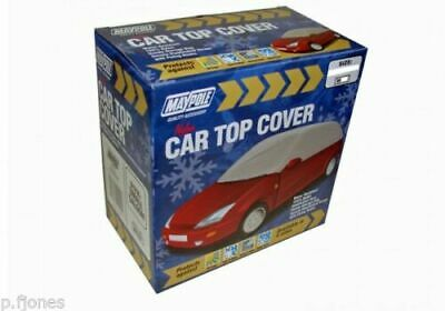 Car Top Cover Large Nylon Cover for Top of Car Medium Estate Size