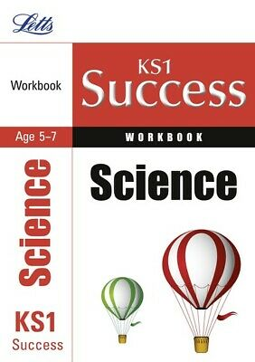Letts Key Stage 1 Success: Science: Revision Workbook (Paperback / softback)