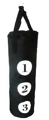3ft MMA Boxing Punch Bag Home Training Kickboxing Bag Sold Unfilled 1-6 TARGETS
