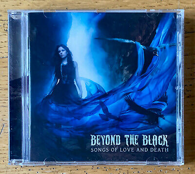 BEYOND THE BLACK Songs of love and death -  CD
