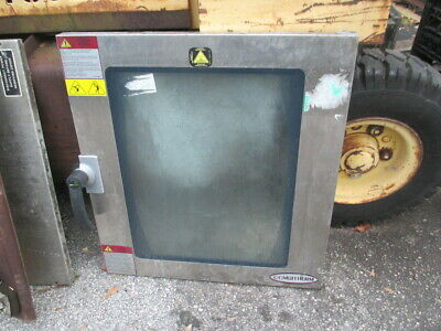 Alto Shaam 10.10 Combitherm Commercial Steam Convection Oven Front Door