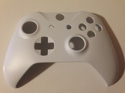 Official Microsoft Xbox One S White Controller Faceplate Shell