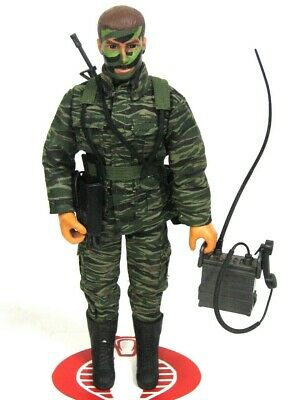 Flagset Action Figure Ammo Pouch Vest #1-1//6 Scale UN Chinese Peacekepping