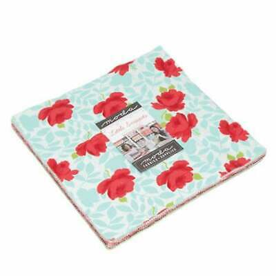 Quilting Fabric Moda Layer Cake - Little Snippets  X 42