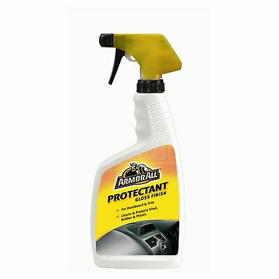 Armorall Armor All Protectant Gloss 500ml Dashboard Cleaner Car Valeting