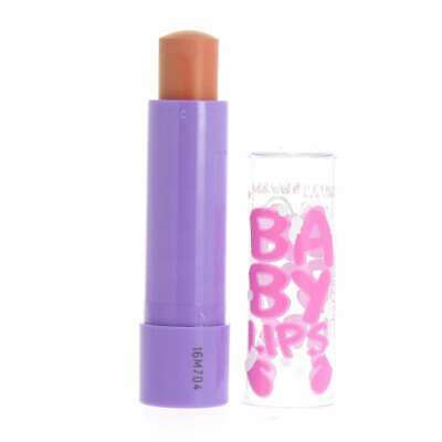 Baume à Lèvres Baby Lips Winter Gemey Maybelline - Hot Cocoa