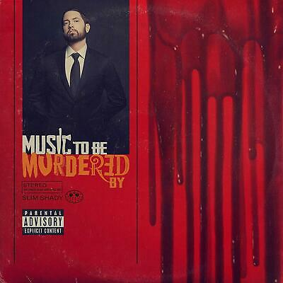 Eminem Music To Be Murdered By - Explicit  CD ALBUM NEW (24THJAN)