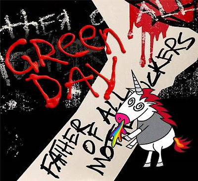 Green Day Father Of All… Cd Album New(7Thfeb)