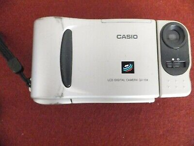 Vintage Casio Digital LCD Camera QV-10