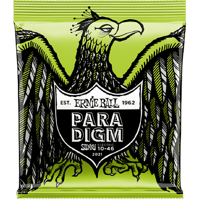 Ernie Ball 2021 Paradigm Regular Slinky Electric strings 10-46