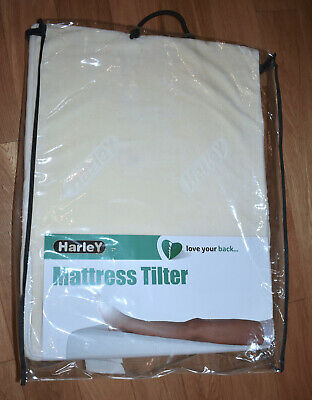 Harley Mattreess Tilter - Foam Bed Wedge & Washable Fleece Cover