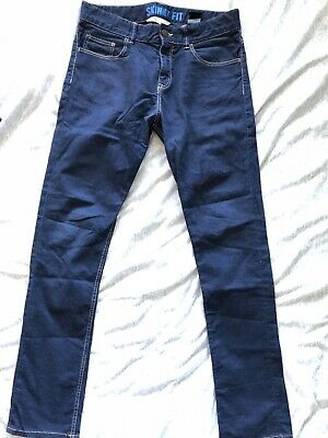 H&M Boys Skinny Fit Jeans 14+ Excellent Condition