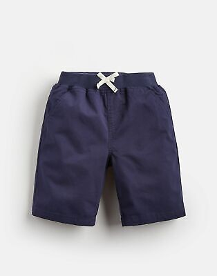 Joules Boys Huey Woven Short 1 12 Yr in FRENCH NAVY Size 1yr