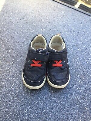 Clarks  Trainers Shoes for Toddlers Boys Kids. Size UK 7F. Used Condition