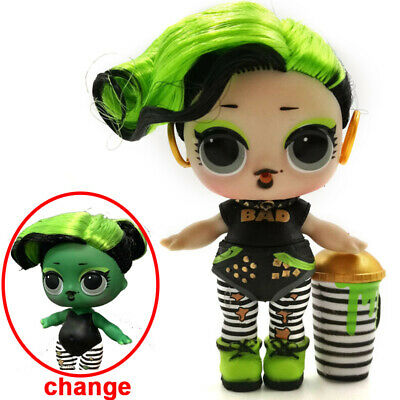 Ultra Rare Lol Surprise doll Series5 Hairgoals BHADDIE with outfit toy gift