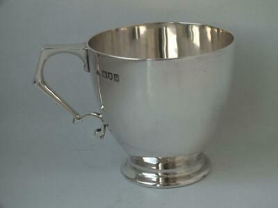 Nice Antique Solid Sterling Silver Cup/ Mug 1911/ H 7.5 cm/ 177 g