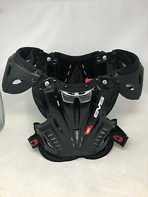 EVS Comp Suit Jersey Chest Protector Roost Guard Moto MTB Small-XX-Large CSBK
