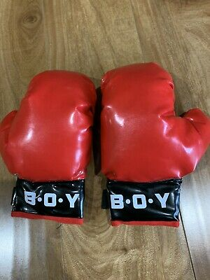 Age 3-6 Kids 4 Oz Boxing Gloves Youth Practice Training