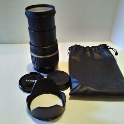 Tamron LD A14E 18-200mm f/3.5-6.3 LD Di-II XR Aspherical IF Lens For Canon