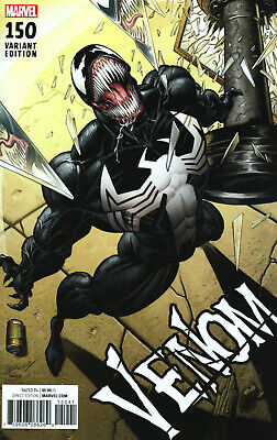 Venom #150 1:1000 Rare Mark Bagley Variant Nm- (Priority & Free Insurance)