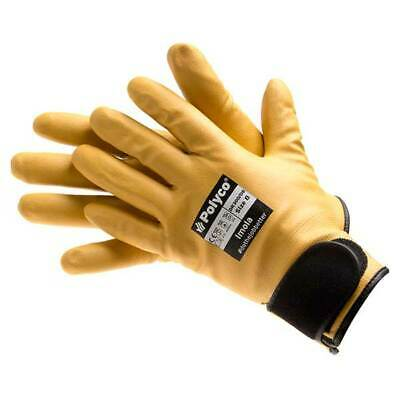 Imola Driver Style Work Gloves Header Card Pair Size 9 L - Bodyguard DR300HC/09