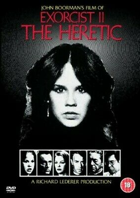 Exorcist 2 - The Heretic [DVD] - DVD  JSVG The Cheap Fast Free Post