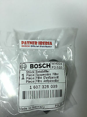 Filtro antiparasitario Genuine BOSCH 2607329096 Suppression Filter