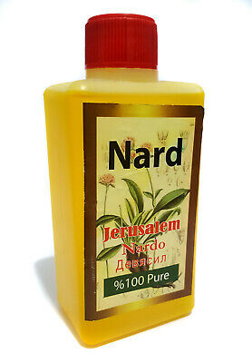 Anointing Oil Nard Authentic Pure 100% Biblical Blessing Holyland 10 oz 300 ml