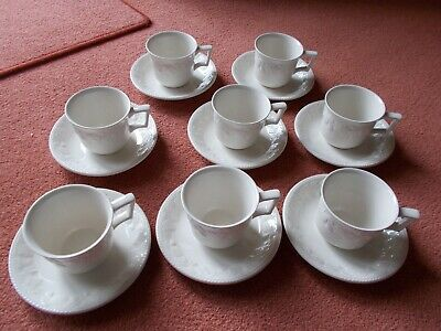 BHS Lincoln Collection Set of Cups and Saucers