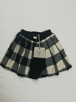 Girls Next Skirt And Tights Set Age 5-6