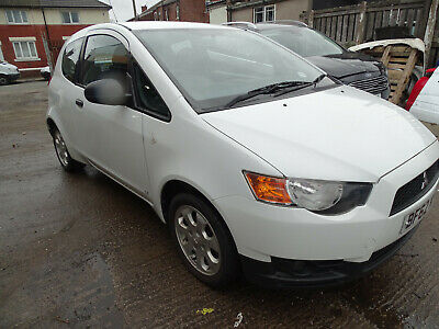 2012 Mitsubishi Colt Cz1 Cat N Light Dmage Repairable Salvage 30,000 Miles Only