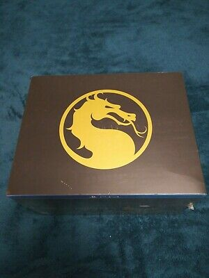 Mortal Kombat X - Kollector's Edition [PS4] New in Box