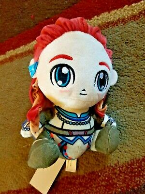 "Aloy Horizon Zero Dawn Stubbins 6""  Plush"