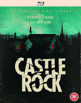 Castle Rock: The Complete First Season Blu-ray (2019) André Holland cert 18 2