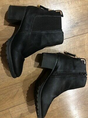 girls river island boots size 3