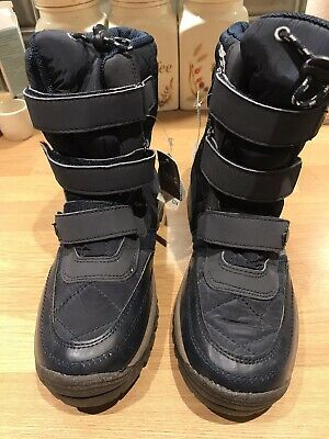 Next Boys, Girls, Ladies Winter Snow Boots Size Uk 3 ( Eur 35.5) New With Tags