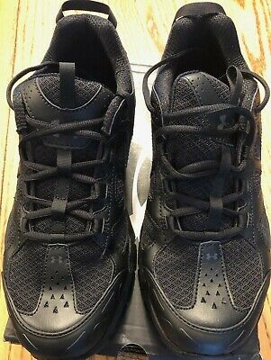 All Sizes Under Armour 1287351 Men/'s Black UA Mirage 3.0 Hiking Military Shoes