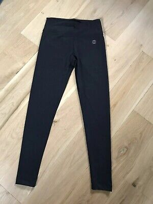 Black Sports/gym/yoga Leggins Size S,new Without Tags