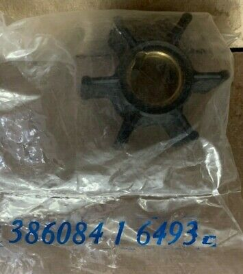 Johnson Evinrude Water Pump Impeller 396723 With Inserts 396725 0396725
