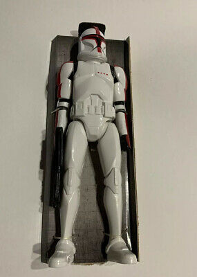"Star Wars Rebels Hero Series CLONE TROOPER CAPTAIN 12"" Target Exclusive -LOOSE"