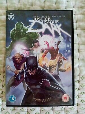 Dc Universe Original Movie Justice League Dark Dvd 2017