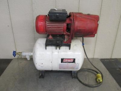 Coleman 7-SWJV Nonsubmersible Shallow Well Water Pump with Tank 115/230 Volt