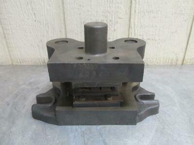 """Danly 0604 ?? Punch Press Precision Back Post Die Set 6"""" x 4"""""""