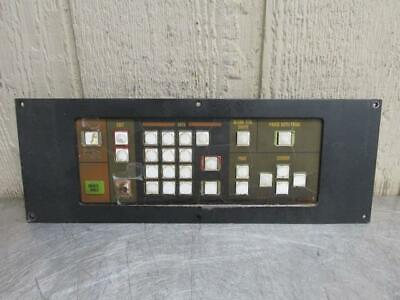 Yaskawa JZNC-0P157-2 Option Unit Operator Control Keypad Panel Key Pad