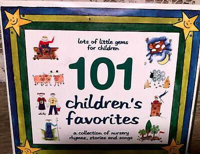 Childrens Favorites 5 Cds A Collection