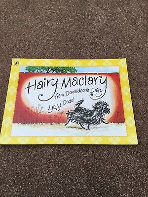 Hairy Maclary from Donaldson's Dairy by Dodd, Lynley In Ex Condition Paperback