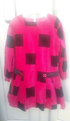 girls tutto piccolo dress age 4 yrs old