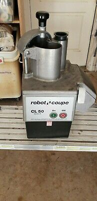 Robot Coupe CL50E -Vegetable Slicer Continuous Food Processor -Commercial Grade!